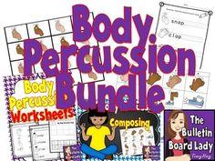 Body Percussion Bundle
