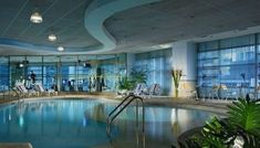 50 Jaw-Dropping Indoor Swimming Pool Ideas for a Breathtaking Dip Indoor Swimming Pools, Swimming Pool Designs, Backyard Sitting Areas, Hidden Pool, Inside Pool, Natural Gas Fire Pit, Waterfall Features, Luxury Pools, Pool Decks