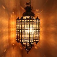 Orientalische Laterne Jamila  #OrientalischeLampe #Marokkanischelampe #Silberlampe #Casamoro #Marrakesch #Orient