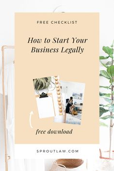 Start your business today.We're sharing the 10 steps to start your business. They'll save you time, money, and drama.