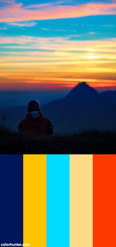 A Silent Moment In Wonder. Color Scheme from colorhunter.com