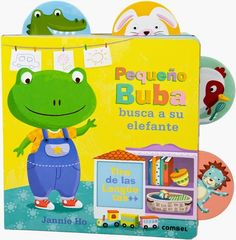 Pequeno Buba busca a su elefante / Little Bubba Looks for His Elephant New Children's Books, Great Books, Music Games, Elephant Book, Parsons School Of Design, Magazines For Kids, Simple Stories, Crow, The Book