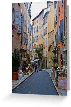 grasse france | Grasse-France by rosiczka | Redbubble