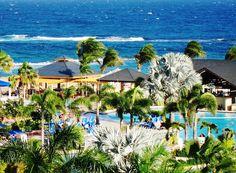 Bohemia Beach Pool Bar & Grille at St. Kitts Marriott & The Royal Beach Casino