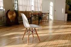 """""""Everything connects. Charles Eames, Chair, Furniture, Home Decor, Recliner, Homemade Home Decor, Home Furnishings, Decoration Home, Chairs"""