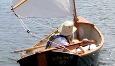 Jimmy Skiff: A Chesapeake Bay Rowing & Sailing Skiff That You Can Build!