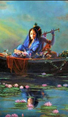 Ideas Painting Love Radha Krishna For 2019 Señor Krishna, Krishna Leela, Radha Krishna Love Quotes, Cute Krishna, Lord Krishna Images, Radha Krishna Pictures, Radha Krishna Photo, Krishna Photos, Hanuman