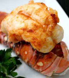 Roasted Lobster Tail