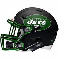 New York Jets concept helmet Go Jets