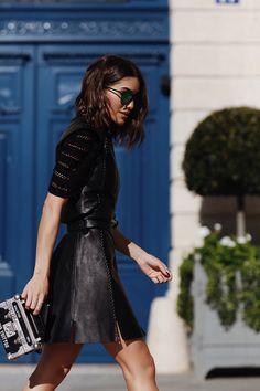 PFW - parade Louis Vuitton camila blog rabbit