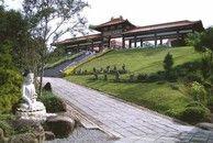 Templo Budista Zu Lai, em Cotia