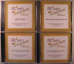 "11x Religious ""EZ KEY Soundtracks Classics"" (w/Hi & Low Key)   Landmark Entertainment, 2004"