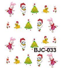 1 pcs Beleza Charme Projetos Do Natal Xmas Snow Flower Adesivo de Transferência de Água Da Arte Do Prego Brilho Dicas de Decoração Ferramentas BJC023 033 em Adesivos de Saúde & Beleza no AliExpress.com | Alibaba Group
