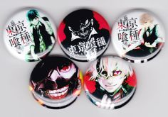 """Shut up and listen just like that.  ... Im talking.""    ►-------------------------Info Stuffs-------------------------◄  Get all five Kaneki-kun"