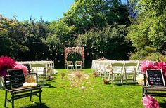 Make your dream wedding come true at the award-winning Glenview Hotel, set in the breathtaking surroundings of the Glen of the Downs, Wicklow. Outdoor Weddings, Real Weddings, Garden Wedding, Summer Wedding, Wedding Ceremony, Wedding Venues, Wedding Gallery, Flower Wall, Brogues