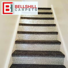 Glitter Stairs, Staircase Design, Kitchen Remodel, Carpet, Sparkle, Bling, House Design, Interior, Projects