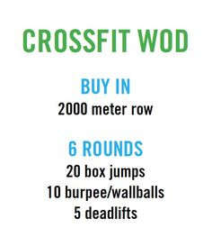 CrossFit Wod | crossfit workout (WOD) | Workout sites