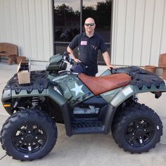 Thanks to Lee Harrell from Seminary MS for getting a 2016 Polaris Sportsman XP 1000 at Hattiesburg Cycles