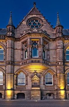 Town Hall, Middlesbrough