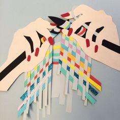 Bibelot: Interview with paper artist Poppy Chancellor