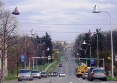 Hershey Kiss Street Lights | Flickr - Photo Sharing!