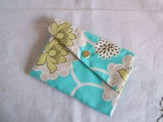 Purse made from lovely kimono fabric £6.50