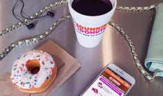 Perks of a being a Dunkin' lover