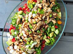 Den åttende menyen er klar, noe som betyr at du når har 8 frokoster, 8 lunsjer, 8 middage... Cobb Salad, Healthy Recipes, Healthy Food, Nom Nom, Inspire, Flat, Drinks, Diet, Blogging