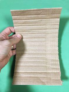 Who knew cardboard was so classy?