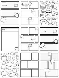 """Résultat de recherche d'images pour """"Idée pour créer une bande dessinée pinterest"""""""