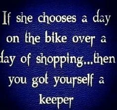 You've got yourself a KEEPER!