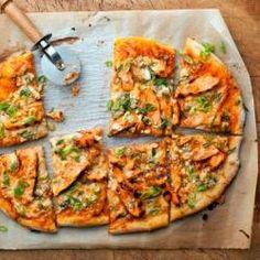 #202254 - Buffalo Chicken Pizza Recipe
