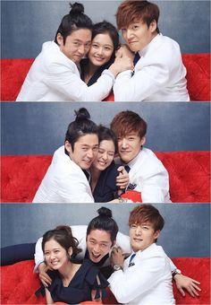 Fated to Love You - Jang Hyuk, Jang Nara, Choi Jin Hyuk