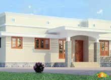 Small House Designs In Kerala Style Small House Designs In Kerala