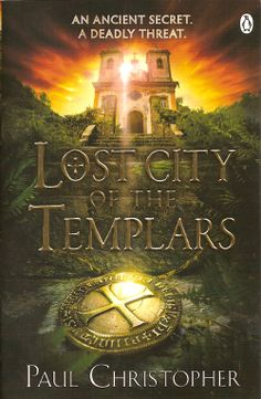 "Lost City of the Templars by Paul Christopher - is the eighth book in his Templar series, and sees ""Doc"" Holliday and friends travelling to Brazil."