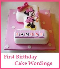 32 Best Special And Unique Cake Messages What To Write
