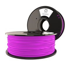Mitus ABS Filament 3mm (2.85mm) 1 kg for 3D Printing, Made in the USA, Purple