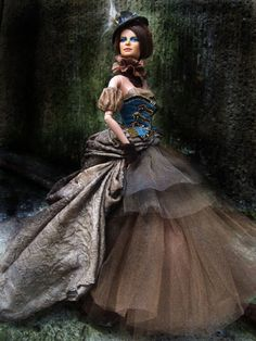 Steampunk Regalla by Gabooche, via Flickr