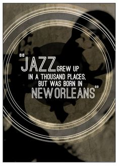 Yes in NOLA it was Nick Larocca the original founder of Dixieland Jazz New Orleans Music, New Orleans Homes, New Orleans Louisiana, Louisiana Homes, Jazz Quotes, Jazz Club, In This World, Mardi Gras, Street Beat