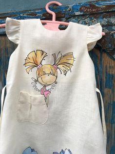 Off white hand painted sleeveless dress Ivory lace flower girl dress. Off white hand painted Toddler Flower Girl Dresses, Lace Flower Girls, Lace Flowers, Little Girl Dresses, Baby Dress, Wedding Flowers, Toddler Outfits, Kids Outfits, Painted Denim Jacket