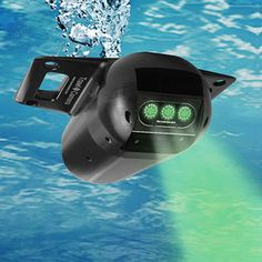 boat video camera / underwater / remote-controlled
