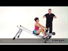 Circuito de entrenamiento con la nueva máquina de remo Row Trainer | ROCFIT