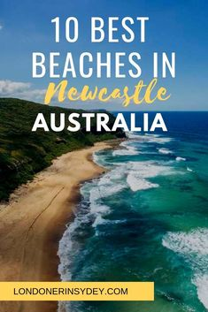 Find some of the best beaches in Australia just two hours away from Sydney in Newcastle.  #newcastlensw #sydney #australia #travelblog #australiantravelblog #britishtravelblog #travel #australianbeach