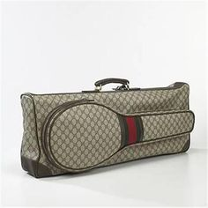 Gucci tennis bag - a girl can dream, right?