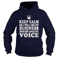 Business Process Analyst Voice T-Shirts, Hoodies. ADD TO CART ==► https://www.sunfrog.com/Jobs/Business-Process-Analyst-Voice-Shirt-Navy-Blue-Hoodie.html?41382
