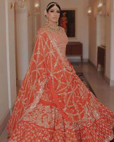 Gota Patti Lehenga, Wedding Function, Bridal Outfits, Mehendi, Be Perfect, Ball Gowns, Most Beautiful, Dream Wedding, Reception