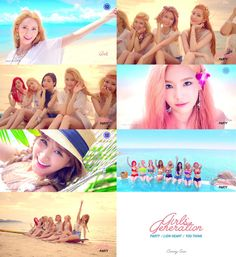 SNSD Party Comeback @7July <3