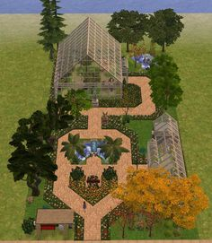 Mod The Sims - The Greenpoint Gardens