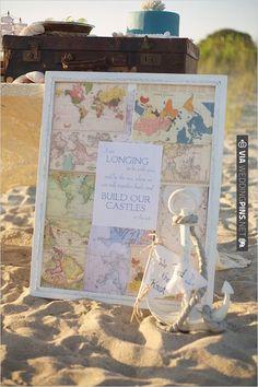 seaside elopement | VIA #WEDDINGPINS.NET