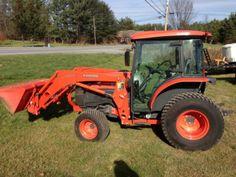 Heavy Equipment For Sale, Kubota Tractors, Vehicles, Car, Vehicle, Tools